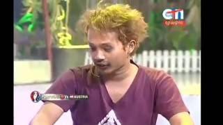 Chao Lork Ta Jokes, Khmer Comedy, CTN Mon Snae Somneang 18 06 2016