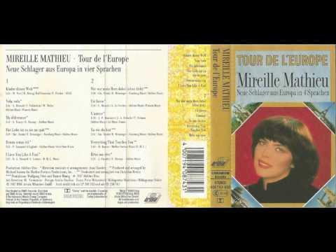 Tour de l'Europe - Mireille Mathieu [Full Album, Cassette]
