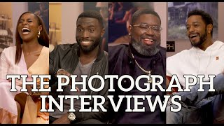 THE PHOTOGRAPH INTERVIEWS | Issa Rae, Lakeith Stanfield, Lil Rel, Y'Lan Noel, Chante Adams