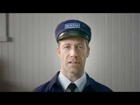 Maytag Man Commercial | Laundry | Dependable Washers And Dryers