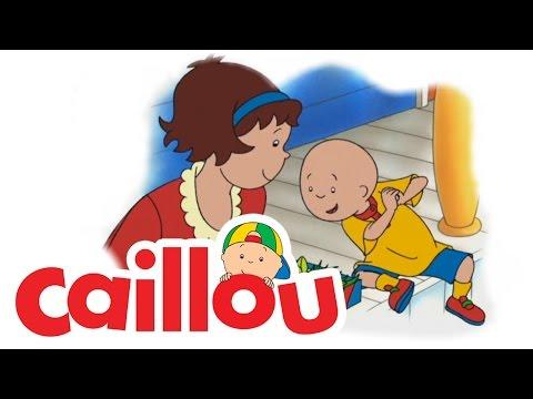 Caillou - The Little Bird  (S02E07) | Cartoon for Kids