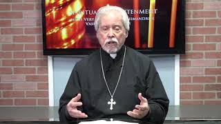 Spiritual Enlightenment   Rev. Archimandrite Vasilios Bassakyros: St.Nicholas & Christmas NYC Greeks