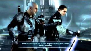 Star Wars: The Force Unleashed 2 - Dark Side Ending