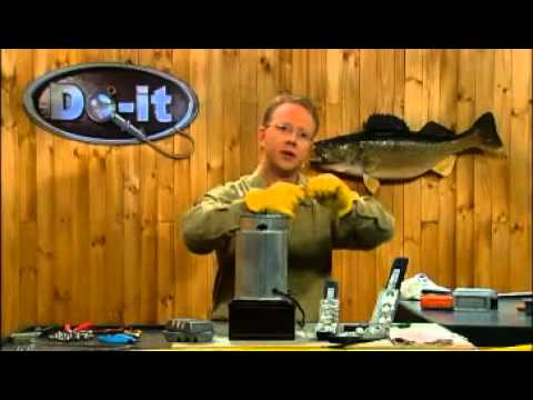 Making Advanced Fishing Weights By Do-it Molds