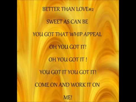 Babyface - Whip Appeal - Lyrics