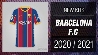 New kit • barcelona f.c 2020 / 2021 by kazemario _______________________________________________ descargala aqui desde [ mediafire ] https://cuts-url.com/p...