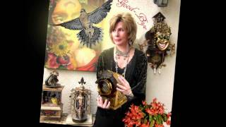 Assemblage Art That Takes Flight by Lauretta Lowell