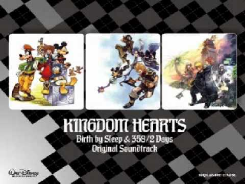 Enter The Darkness - Birth by Sleep & 358/2 Days & Re:coded OST - CD1 [Track 25]