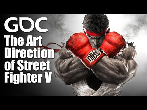 The Art Direction of Street Fighter V: The Role of Art in Fighting Games