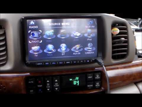 How to install aftermarket radio in Buick LeSabre