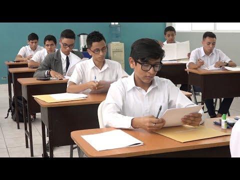 MINED Realiza Certamen De Mejor Estudiante De Secundaria