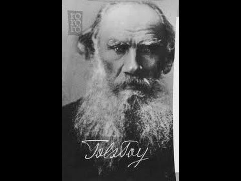 Tolstoy The Spiritual Anarchist On A Confession Youtube
