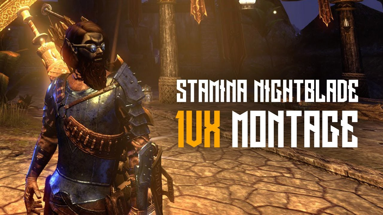 Eso Nightblade Pvp Build 2019