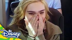 Z-O-M-B-I-E-S | Carpool ZOMBIE-OKE Sing-along! 🚙🎤 | Official Disney Channel UK