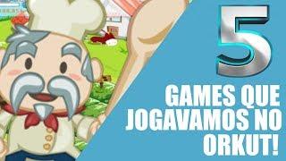 5 jogos que você provavelmente jogou no Orkut
