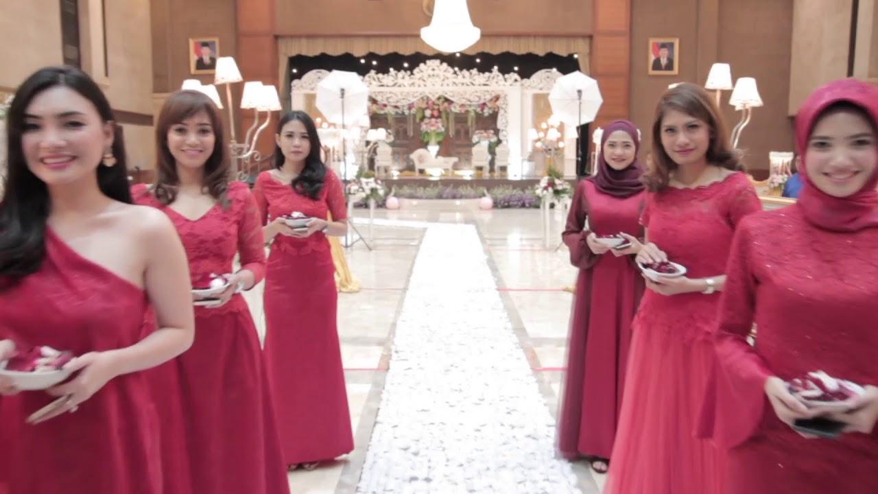 Afida Catering Wedding Aditya Amy Auditorium Kementerian