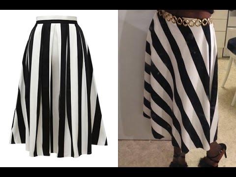 86814772a0 DIY: Skirt/Circle - YouTube