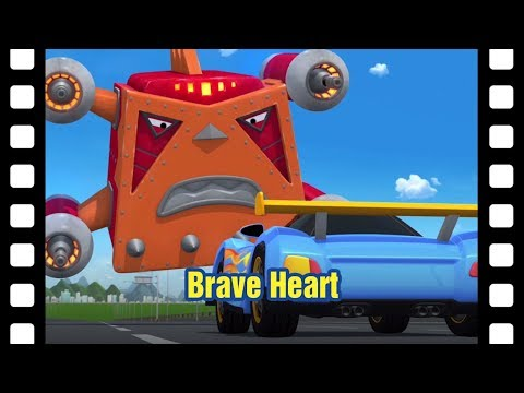 Tayo l 📽 Brave heart l Tayo's Little Theater #20 l Tayo the Little Bus