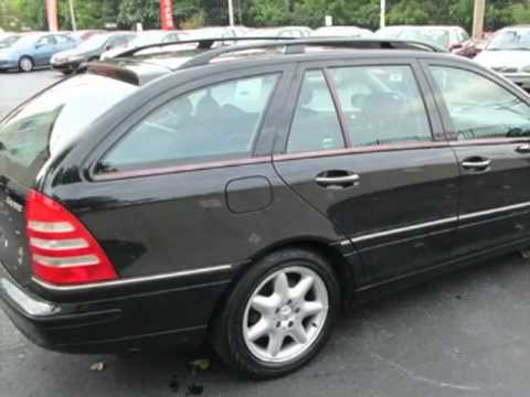 2003 mercedes benz c class c240 4dr wgn 2 6l awd wagon for 2003 mercedes benz c240 wagon
