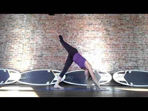 Nourish yoga challenge sequence one