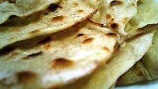 Быстрое приготовление лаваша / Pita, Lavash