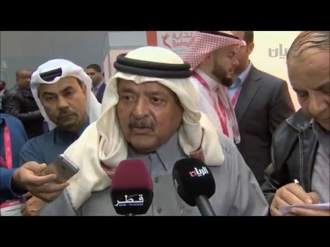 QBX EXPO 2016 QATAR Day 1 - Inaugurated by Sheikh Faisal bin Qassim Al Thani   AL RAYYAN TV