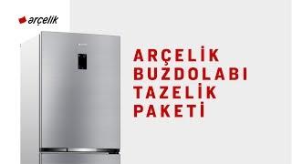 Arçelik Buzdolabı Tazelik Paketi