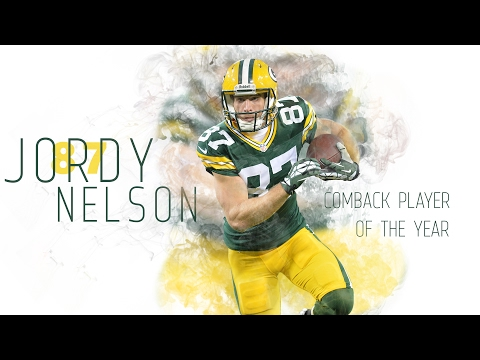 Jordy Nelson | Comeback Player of the Year (Green Bay Packers 2016-2017 Highlights) ᴴᴰ