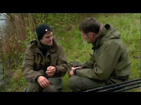 James Armstrong  clear water fishing with Carp TV