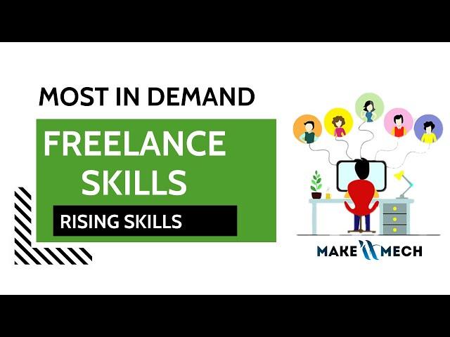 Most in Demand Skills 2021   Online Earning Skills   Freelance Ideas to Make Money