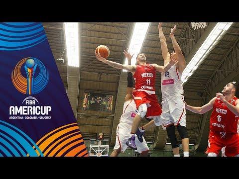 Top 5 Plays - Day 1 - FIBA AmeriCup 2017