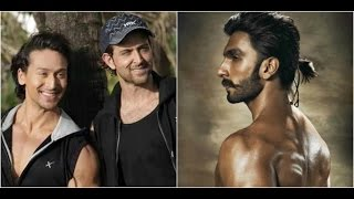 Tiger Shroff Dedicates A Dance Video To Hrithik |  Ranveer Singh Is A Dramebaaz,Says Everyone