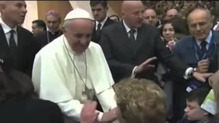 2013 11 09 Papa francesco e i bimbi