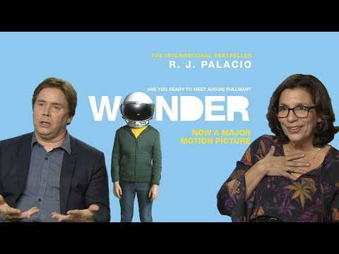 Wonder | Interview With Raquel J Palacio & Stephen Chbosky