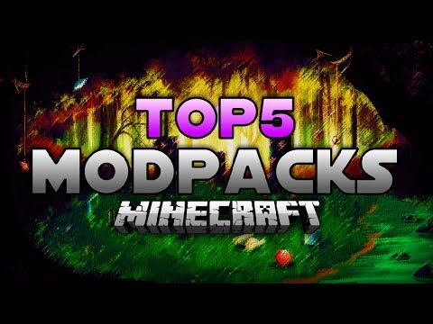 top-5-minecraft-modpacks-[deutsch/hd]
