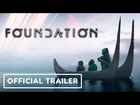 Foundation – Official Teaser Trailer (2021) Jared Harris, Lee Pace