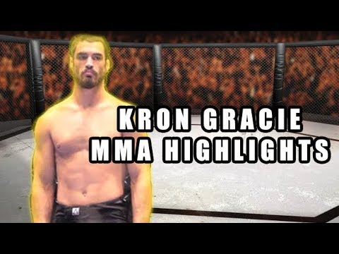 ★ Kron Gracie MMA UFC Debut Highlights Hype 2019ᴴᴰ