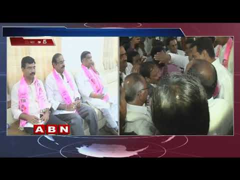 TRS eyes on Panchayat elections, KTR holds meeting with party leaders | ABN Telugu