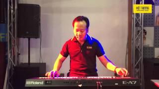 Keyboard Roland E-A7 Đoản xuân ca