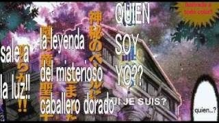 Saint Seiya gaiden cap. 1 la saga de saga