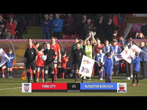 York City 2-0 Nuneaton Borough (23/02/2019)