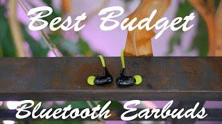 Best Budget Bluetooth Earbuds!