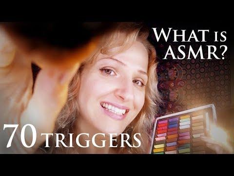 WHAT IS ASMR? 70 Badass TRIGGERS For Sleep | Olivia Kissper