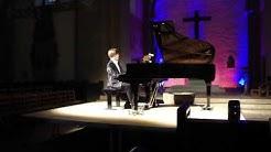 "Simon Obermeier interpretiert ""Jesus bleibet meine Freude"""