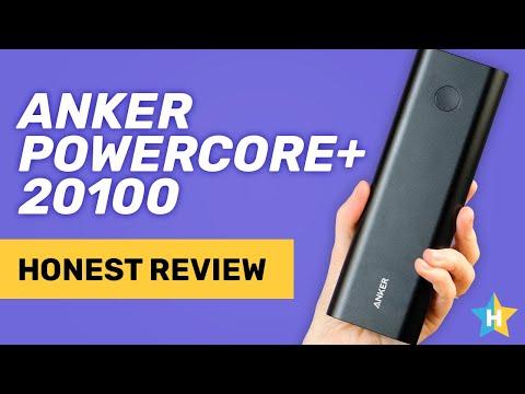 Anker PowerCore+ 20100 USB Power Bank Honest Review