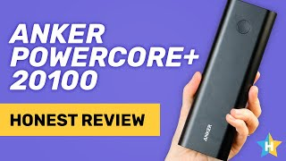 Anker PowerCore+ 20100 USB Power Bank Honest Review