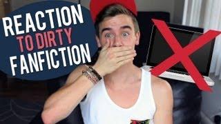 REACTION TO DIRTY FANFICTION!