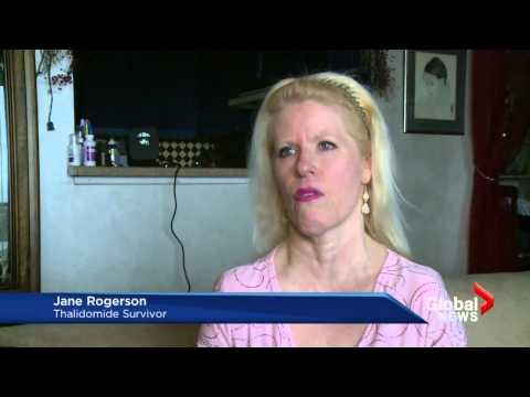 Thalidomide victims seek compensation
