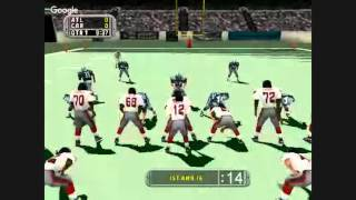 Madden NFL 99 Season 1 Week 1