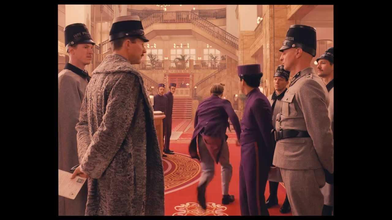 Grandhotel Budapešť (The Grand Budapest Hotel) - oficiálny slovenský trailer